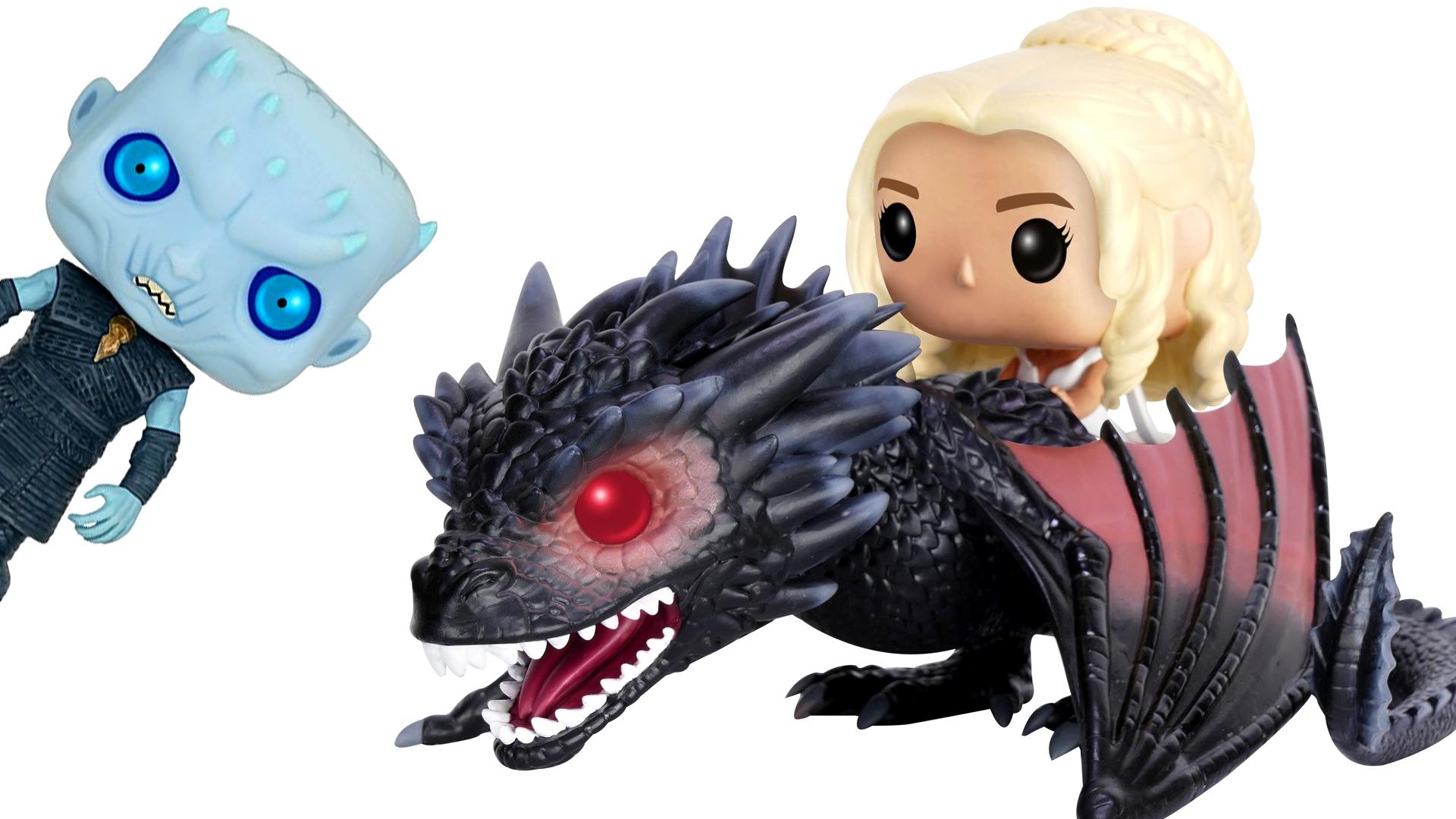 7 Must-Buy Game of Thrones Funko POP Figures