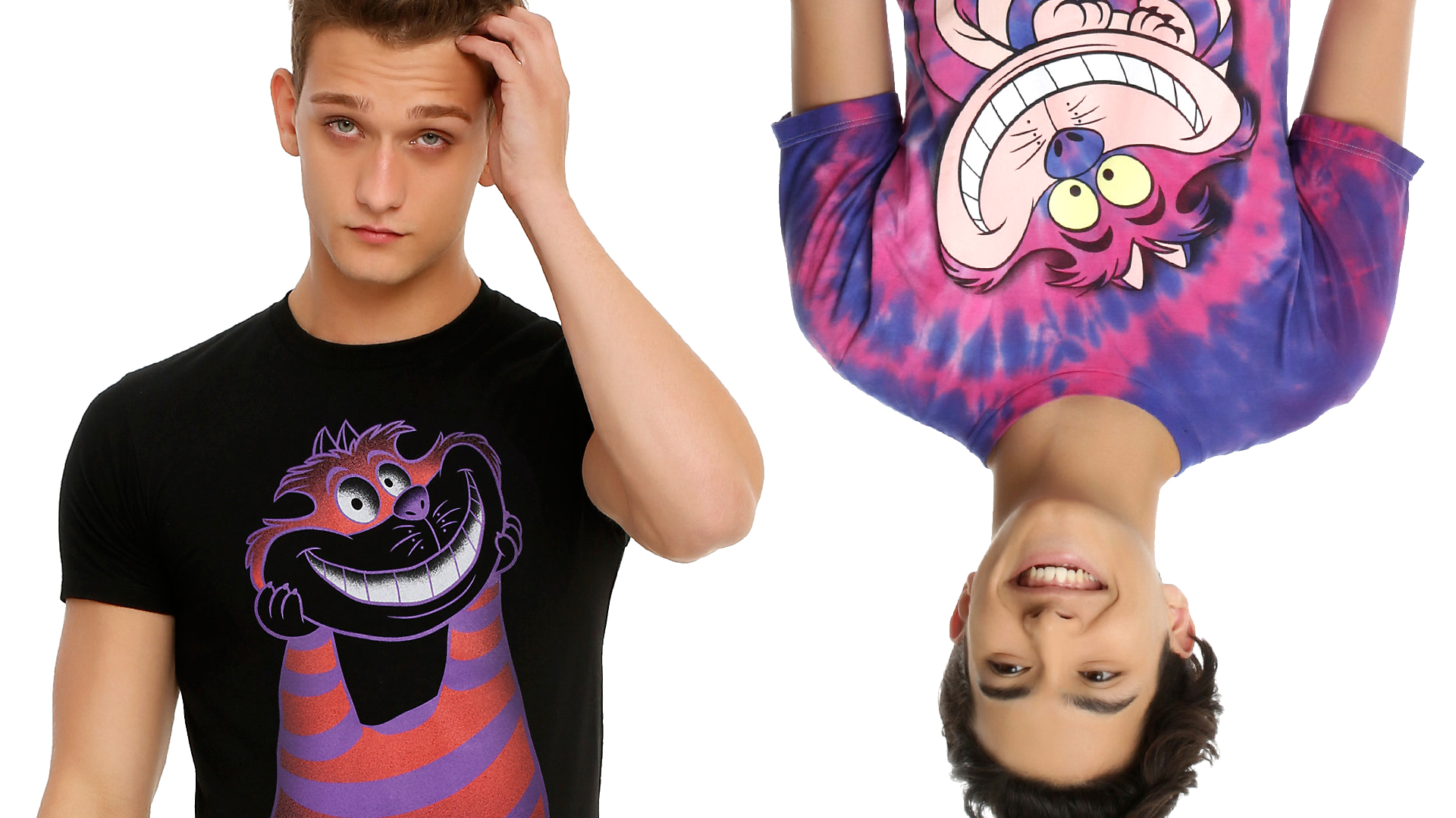5 Stylish Alice in Wonderland T-Shirts for Men
