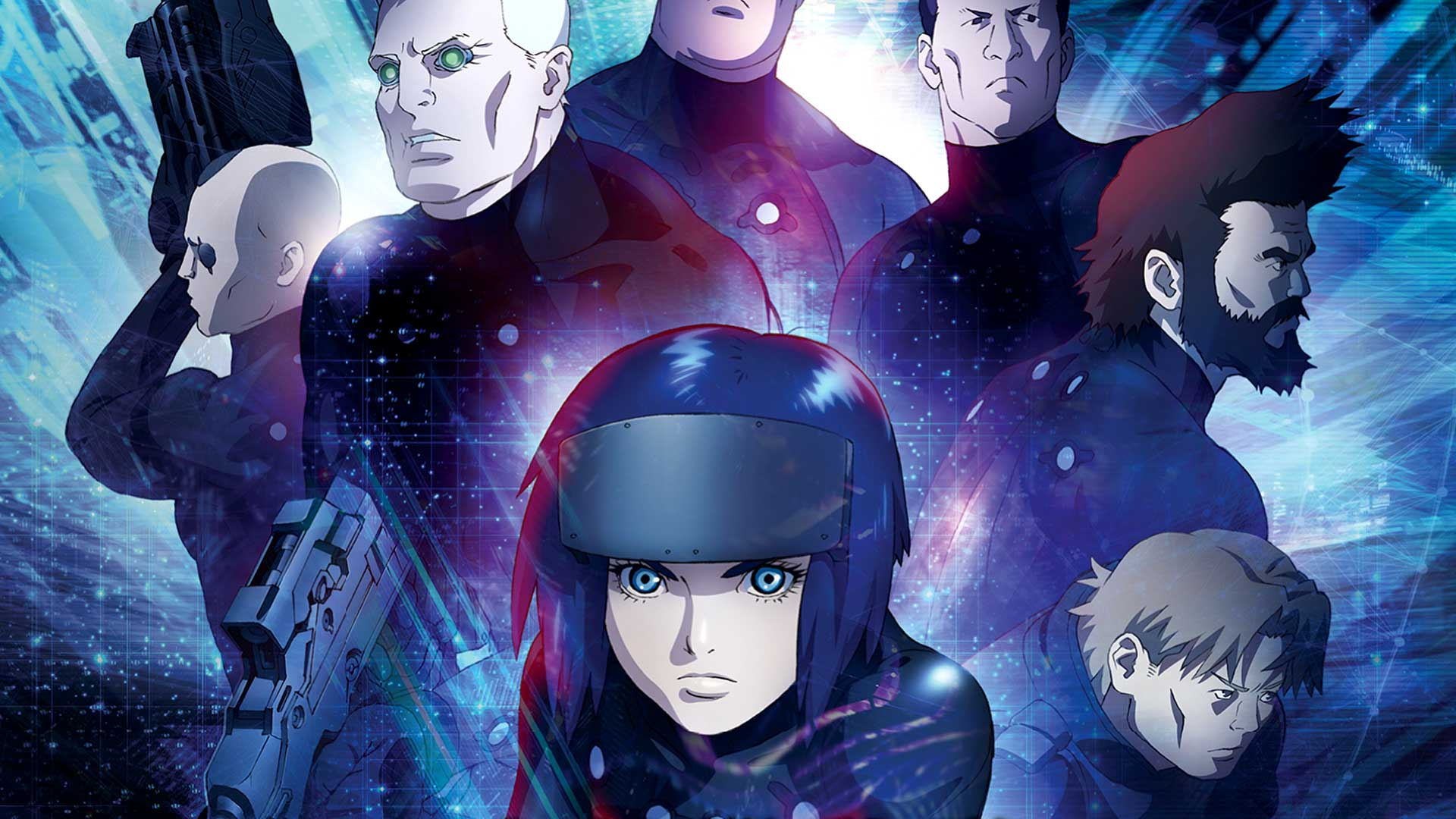Ghost in the Shell: The New Movie Blu-ray Review