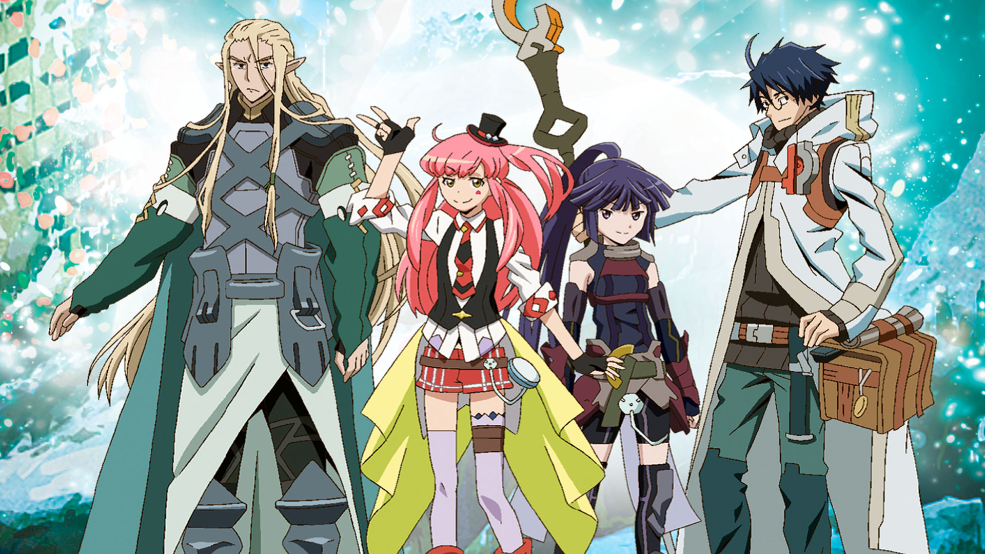 log horizon season 2 part 1 bluray review modish geek
