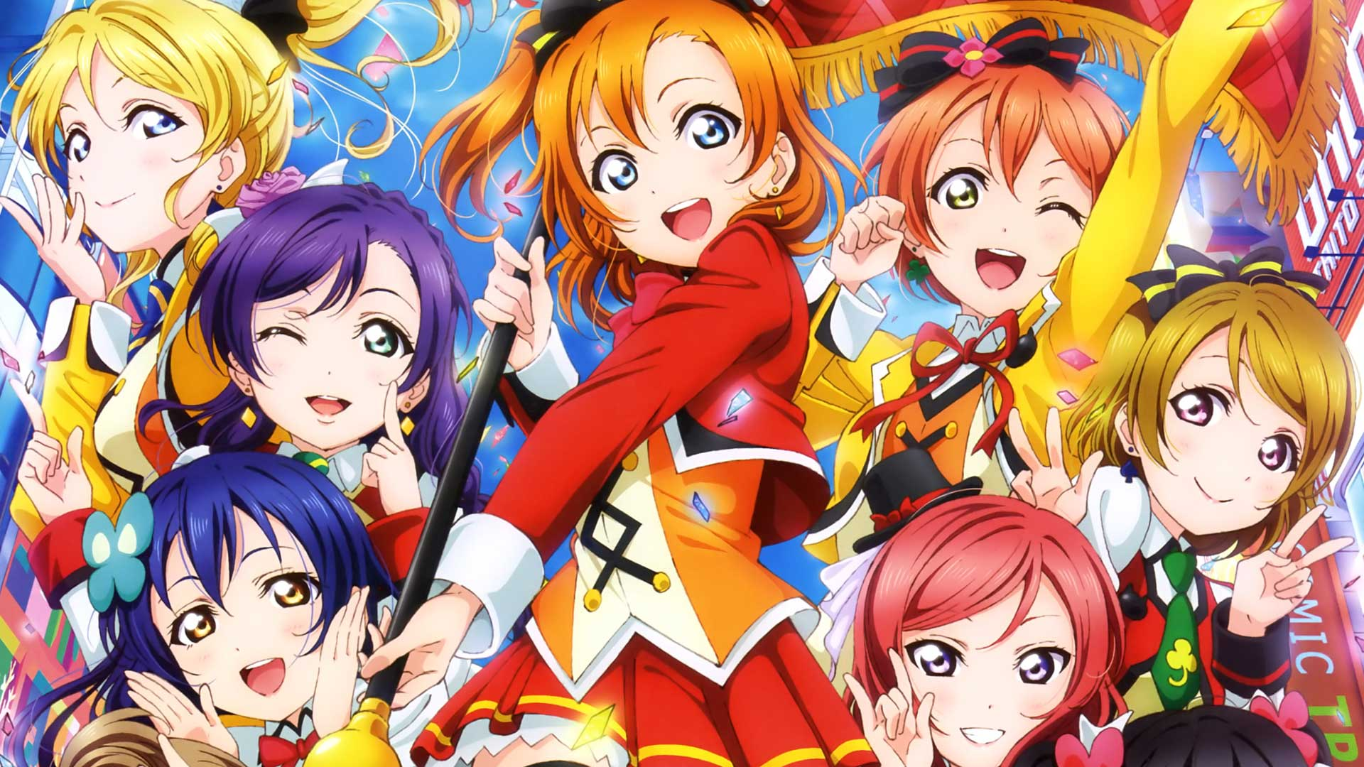 Love Live! The School Idol Movie Review